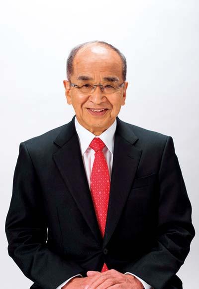 President 39th Oita International Wheelchair Marathon Governor of Oita Prefecture Katsusada Hirose